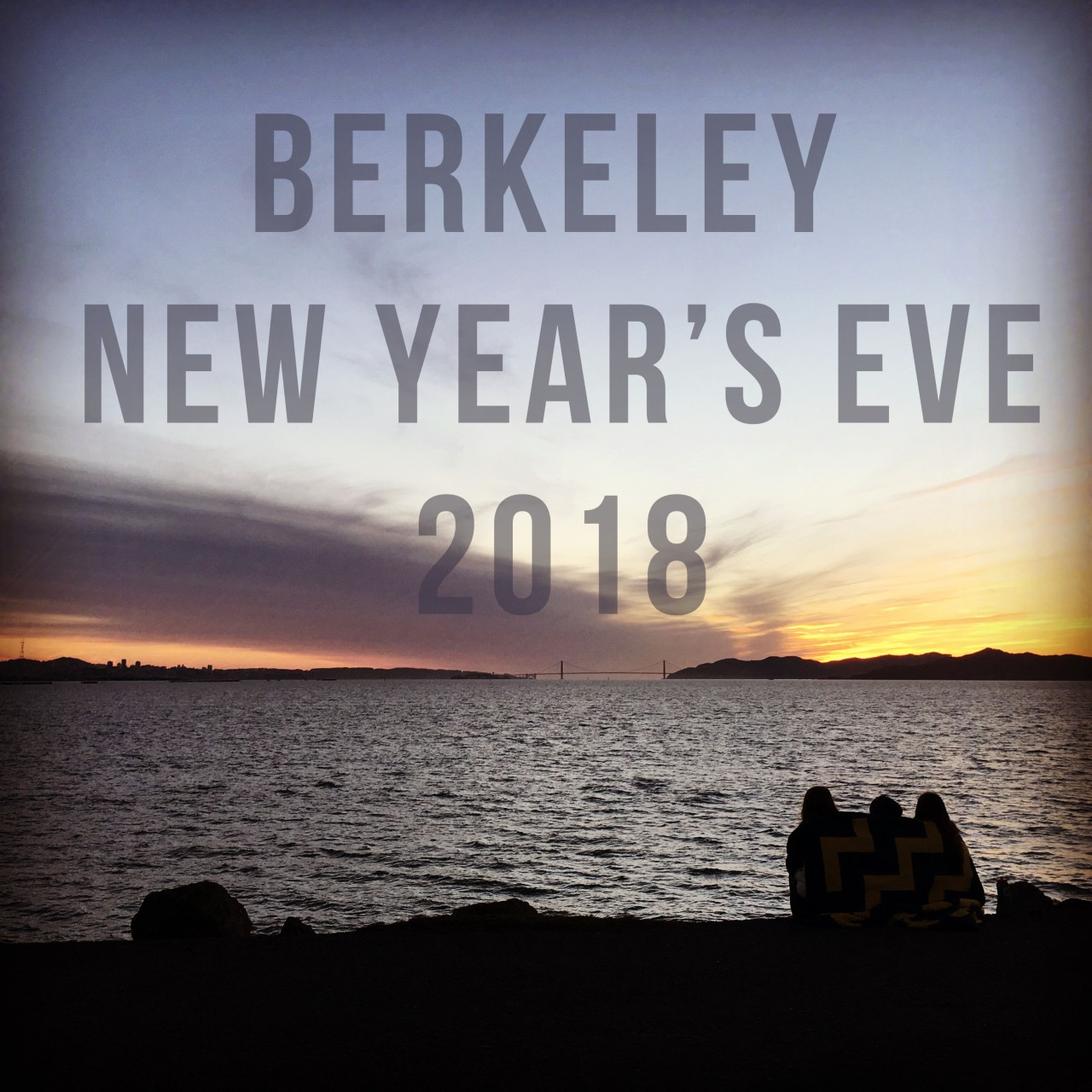 Berkeley New Years Eve Parties
