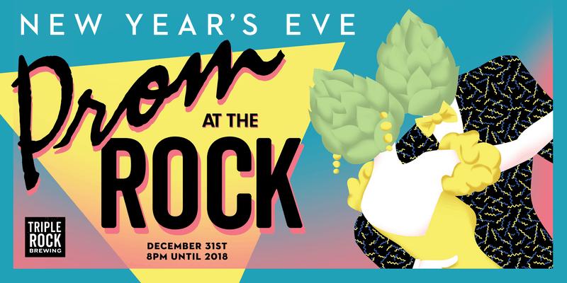 New Year's Eve Berkeley Triple Rock