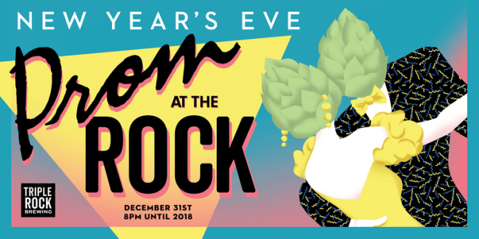 New Year's Eve Berkeley Triple Rock
