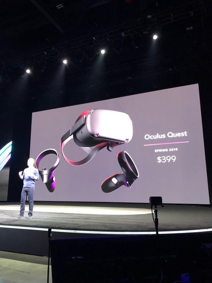 OC5, Mark Zuckerberg, Oculus, Oculus Quest