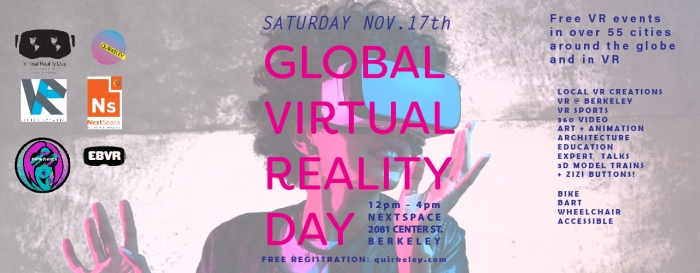VR day Berkeley